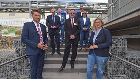 Kohleausstieg in Saarbrücken greifbar– Installation von GAMOR abgeschlossen